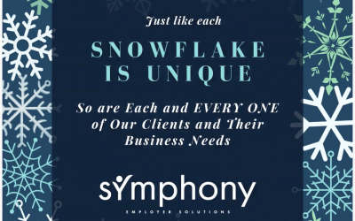 Holiday Greetings from Symphony Employer Solutions