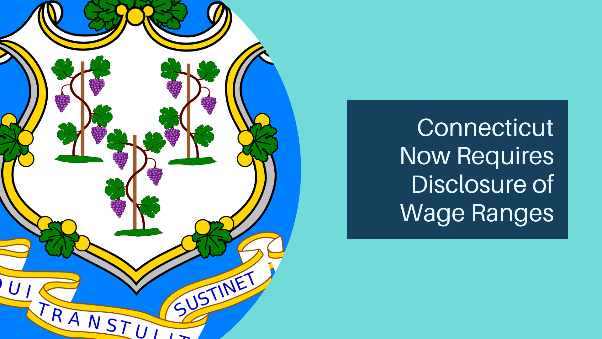 Connecticut Now Requires Disclosure of Wage Ranges ~ Symphony Employer Solutions Keeps YOUR Business Compliant